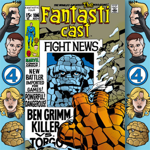 The Fantasticast Episode 106
