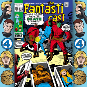The Fantasticast Episode 116