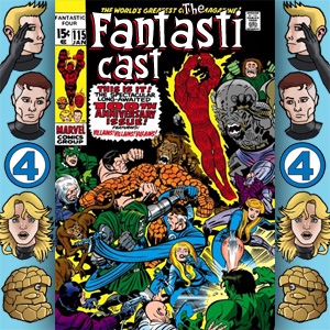 The Fantasticast Episode 115