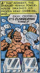 Fantastic Four #28, page 11, panel 4