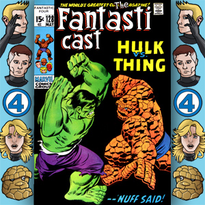 The Fantasticast Episode 128