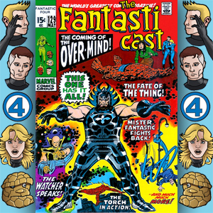 The Fantasticast Episode 129