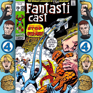The Fantasticast Episode 130