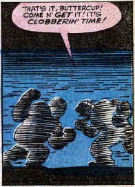 Fantastic Four #29, page 6, panel 5
