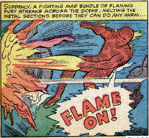 Fantastic Four #29, page 7, panel 4