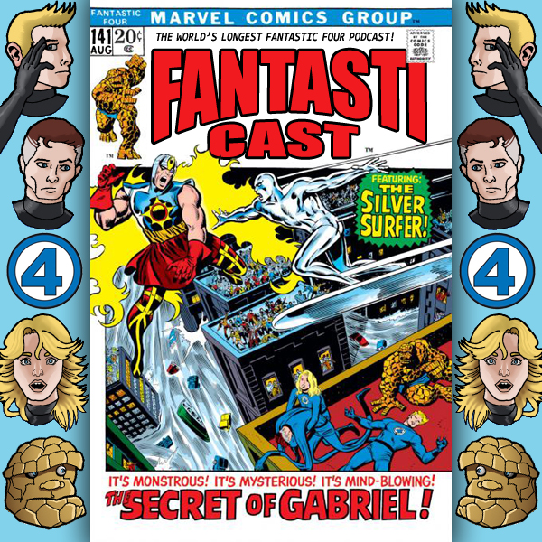 The Fantasticast Episode 141