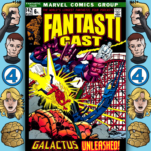 The Fantasticast Episode 142