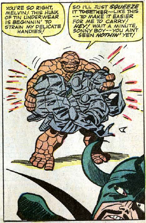 Fantastic Four 30, page 20, panel 2