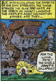 Fantastic Four #30, page 21, panel 5