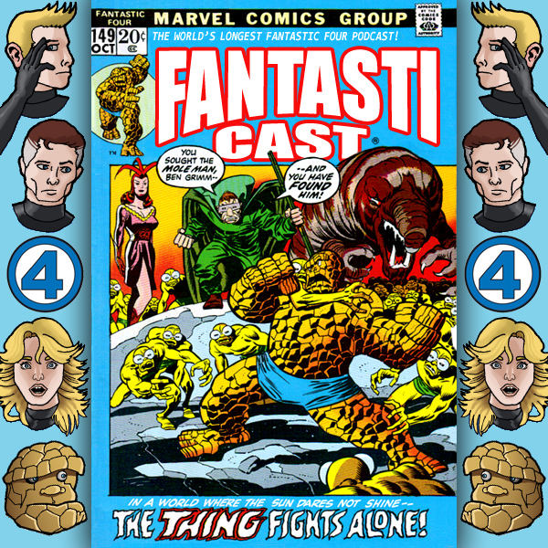 The Fantasticast Episode 149