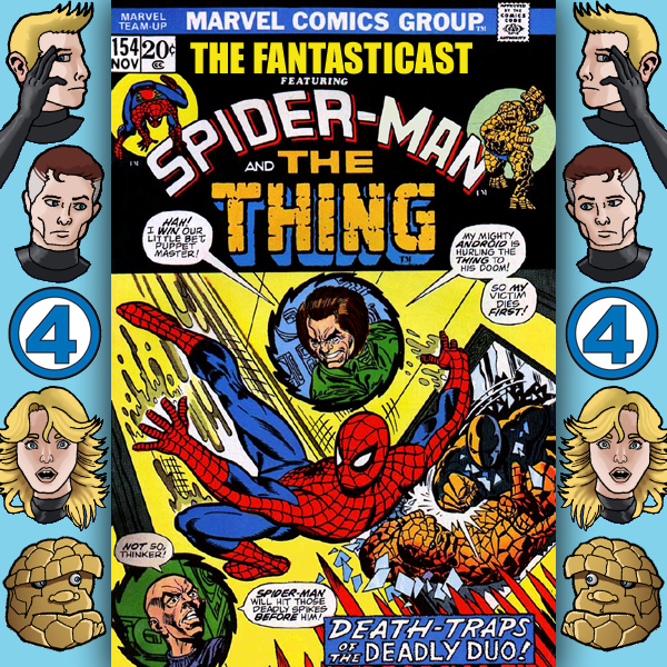 The Fantasticast Episode 153