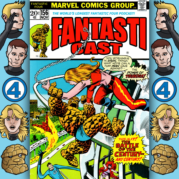 The Fantasticast Episode 156