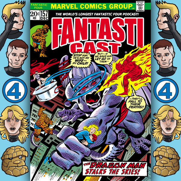 The Fantasticast Episode 157