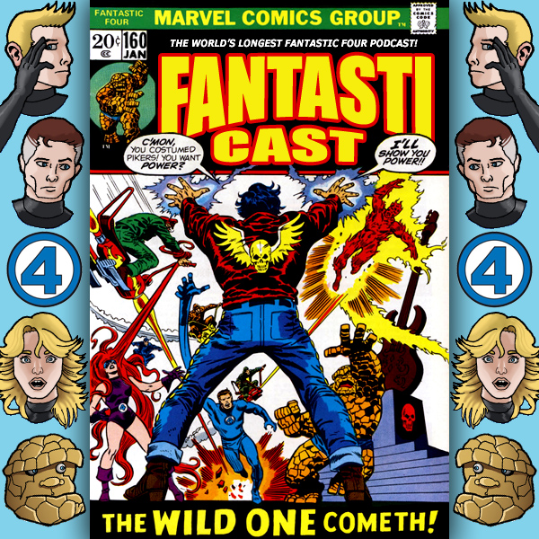 The Fantasticast Episode 160