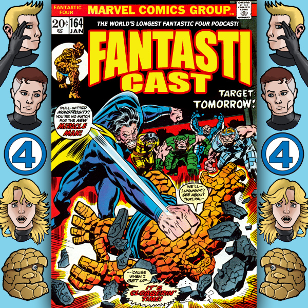 The Fantasticast Episode 164