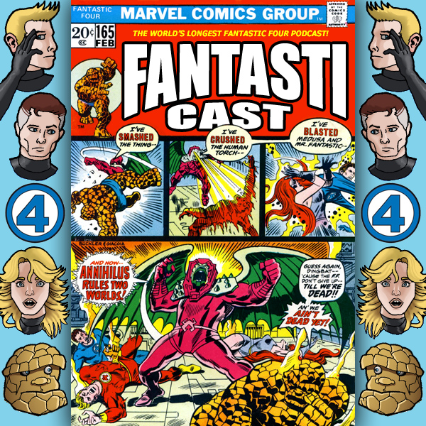 The Fantasticast Episode 165