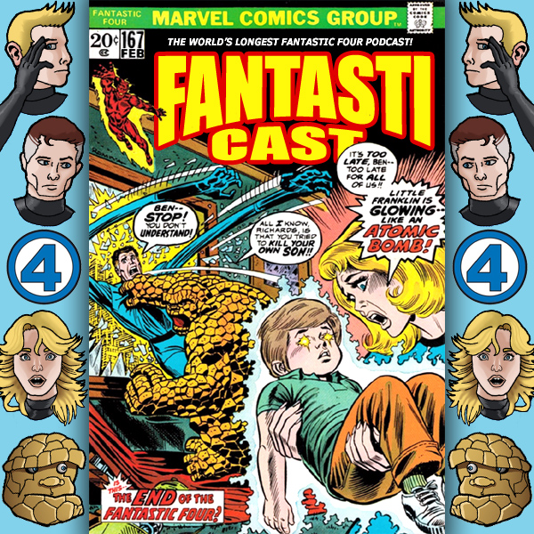 The Fantasticast Episode 167