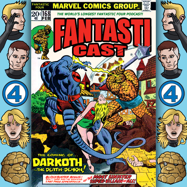 The Fantasticast Episode 168