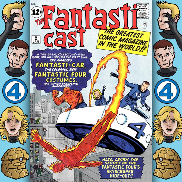 The Fantasticast Episode 2