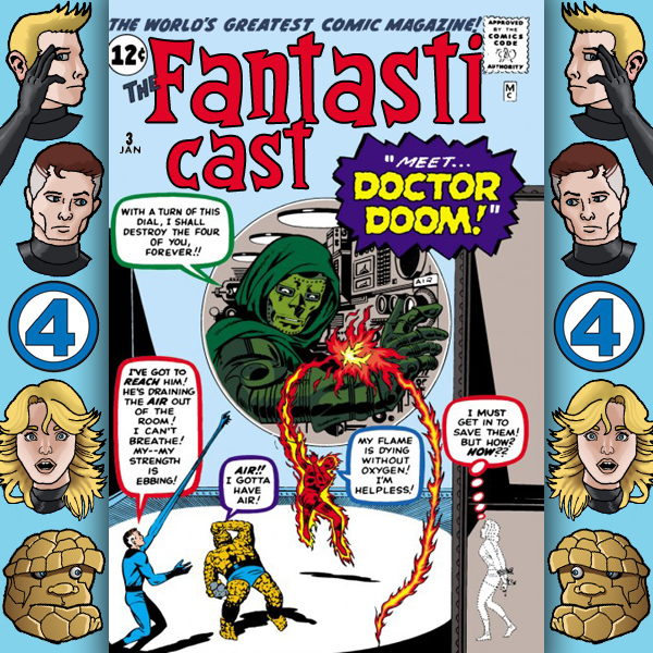 The Fantasticast Episode 3
