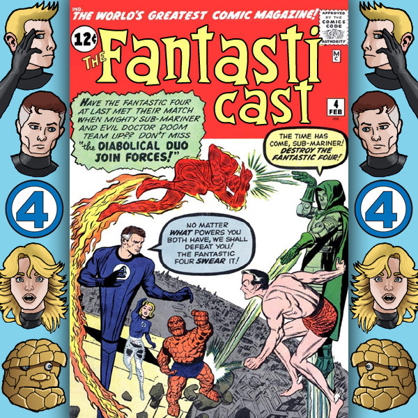 The Fantasticast Episode 4