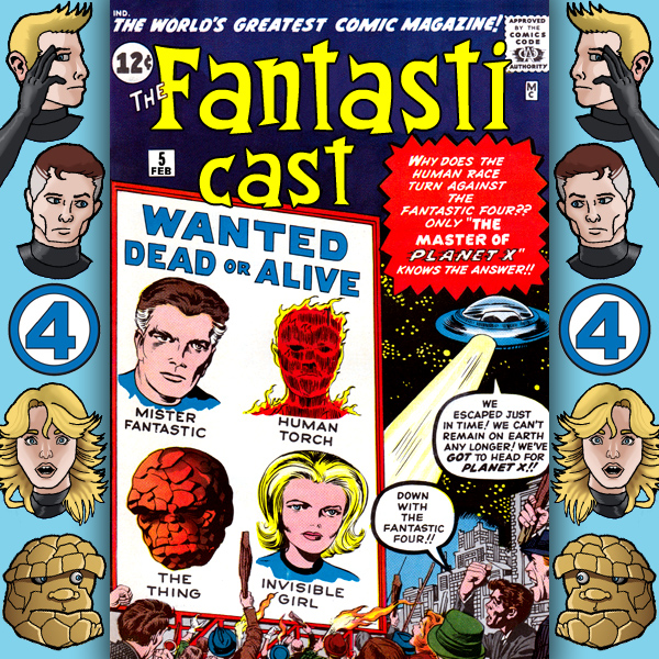 The Fantasticast Episode 5
