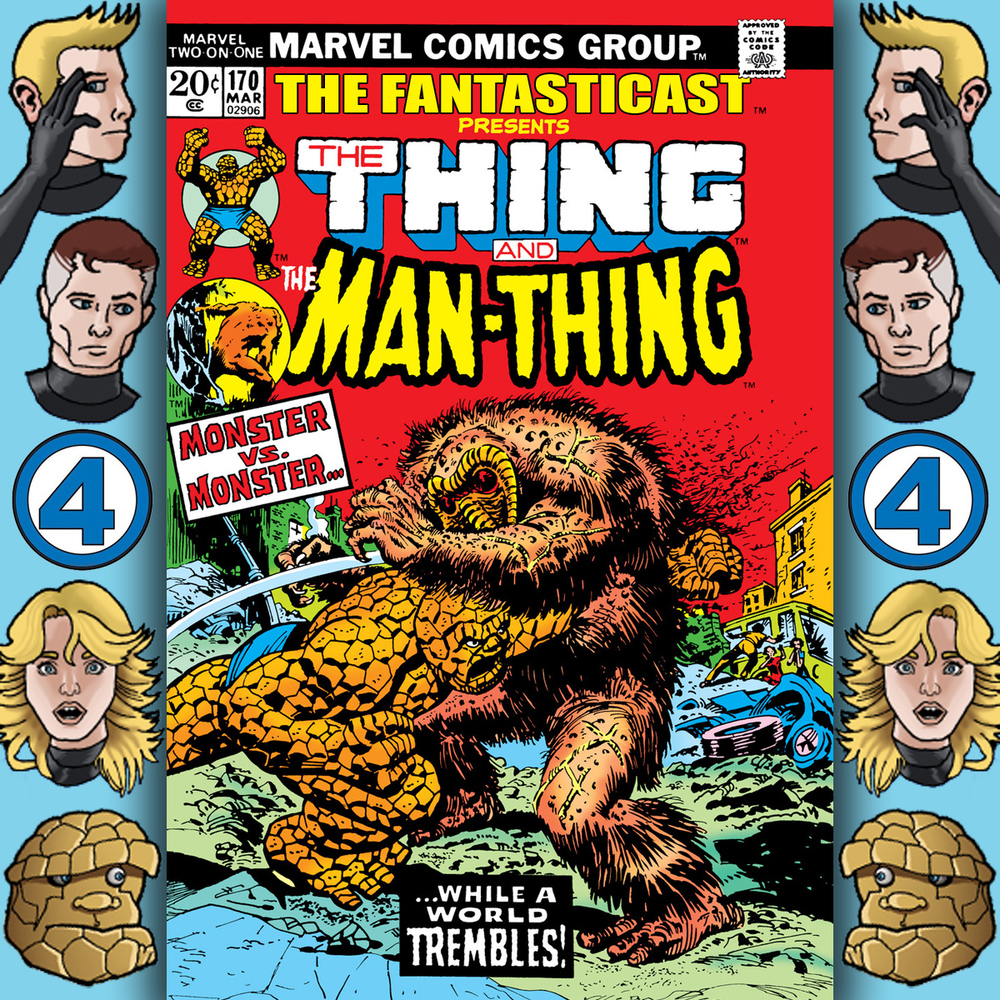The Fantasticast Episode 170