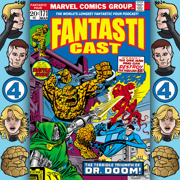 The Fantasticast Episode 171