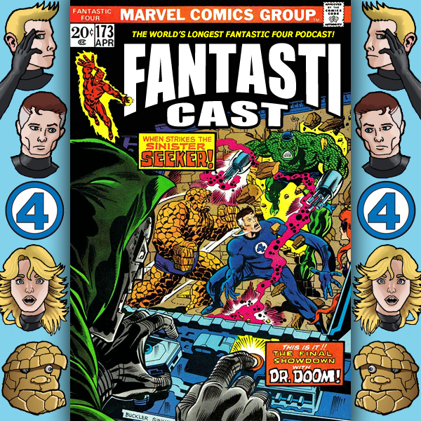 The Fantasticast Episode 173