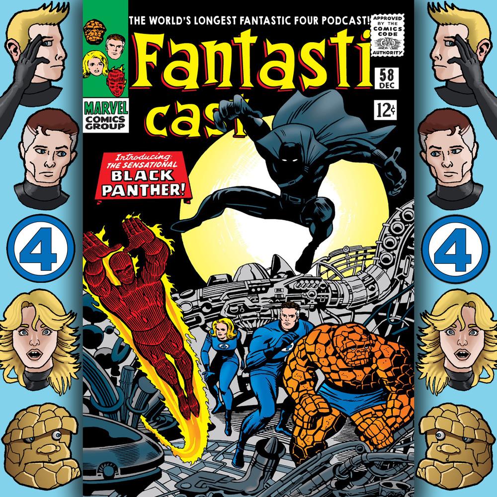 The Fantasticast Episode 58