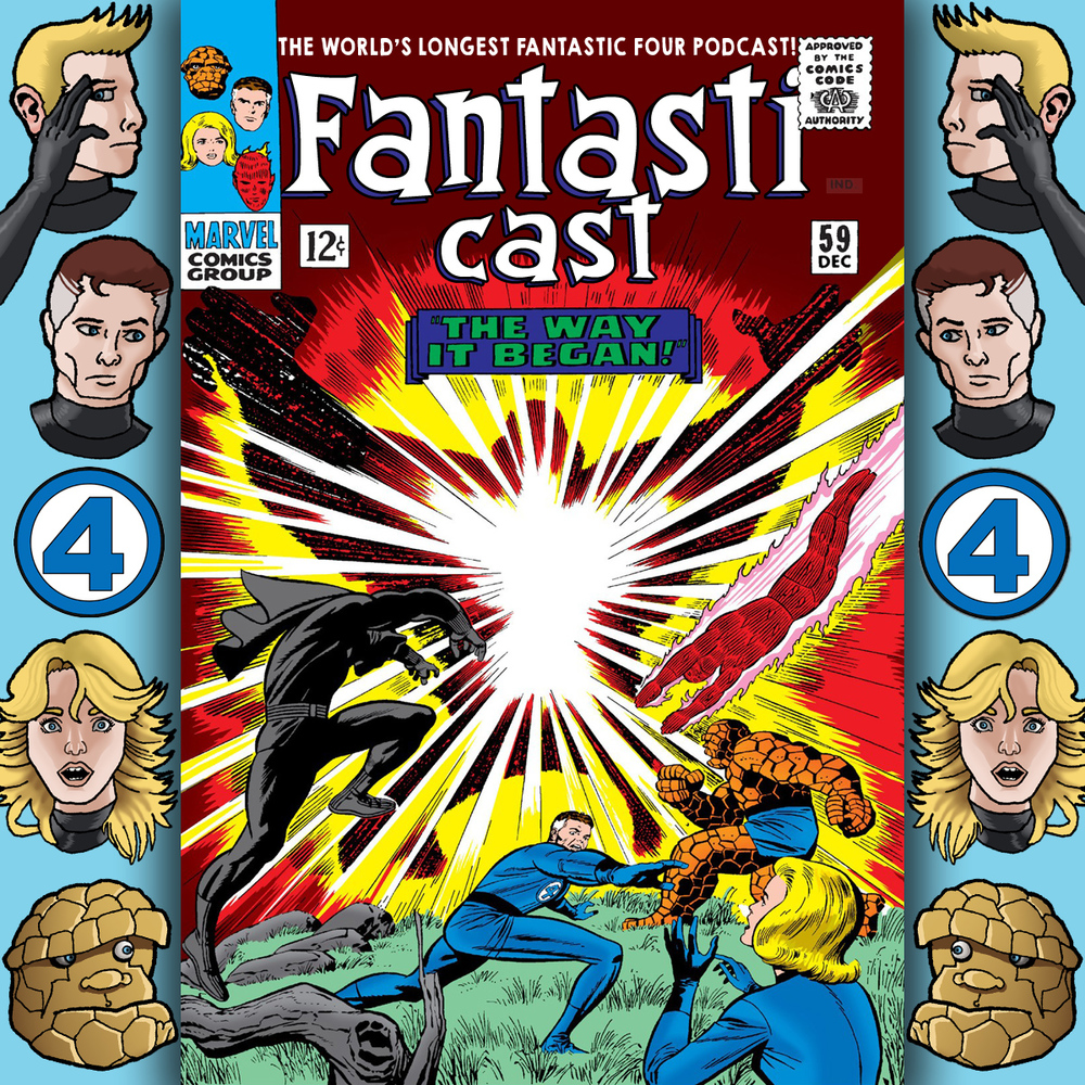The Fantasticast Episode 59