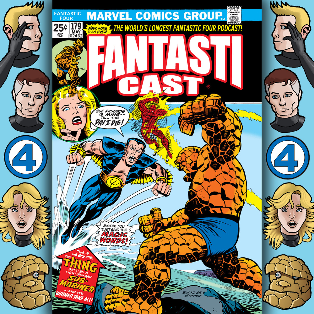 The Fantasticast Episode 179