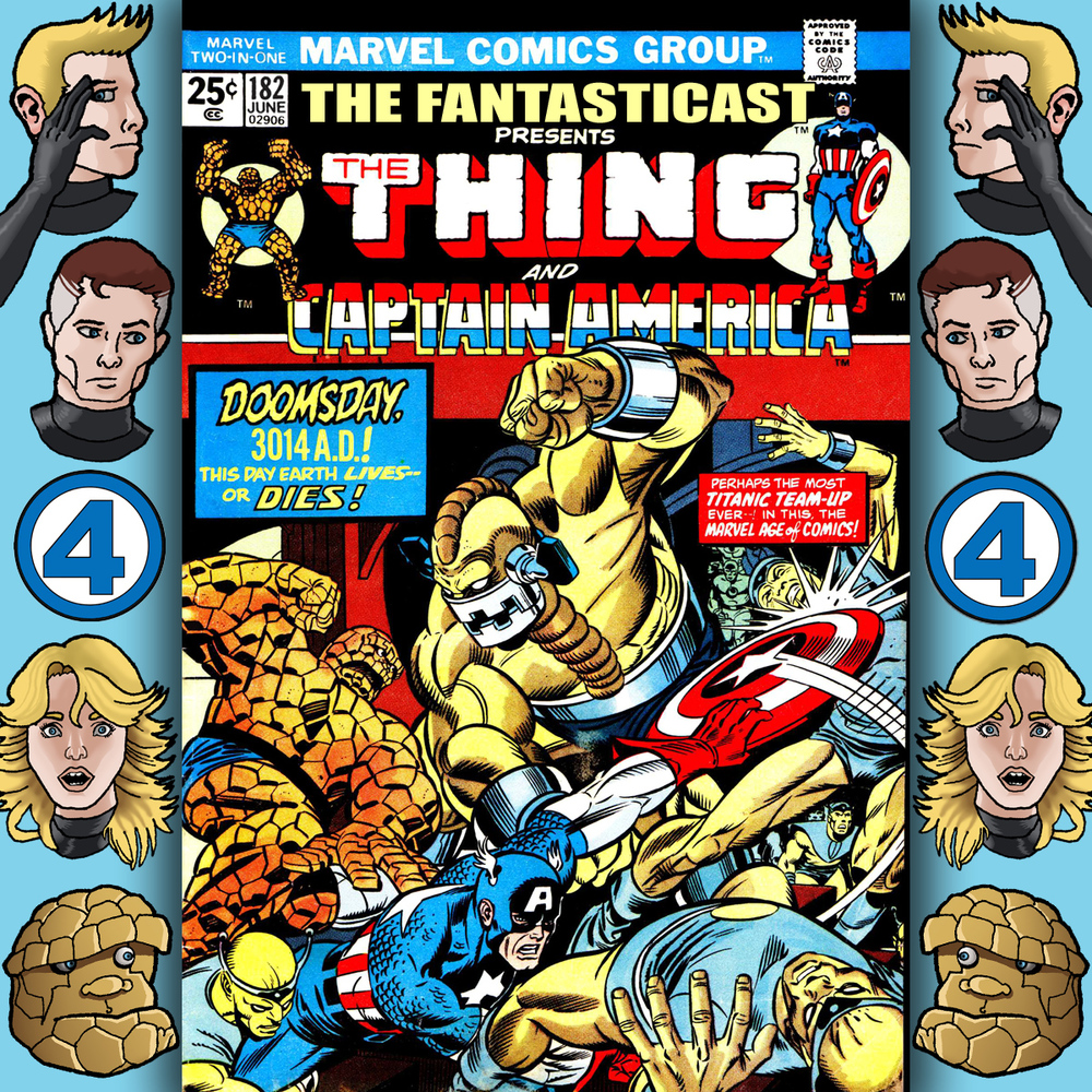 The Fantasticast Episode 182