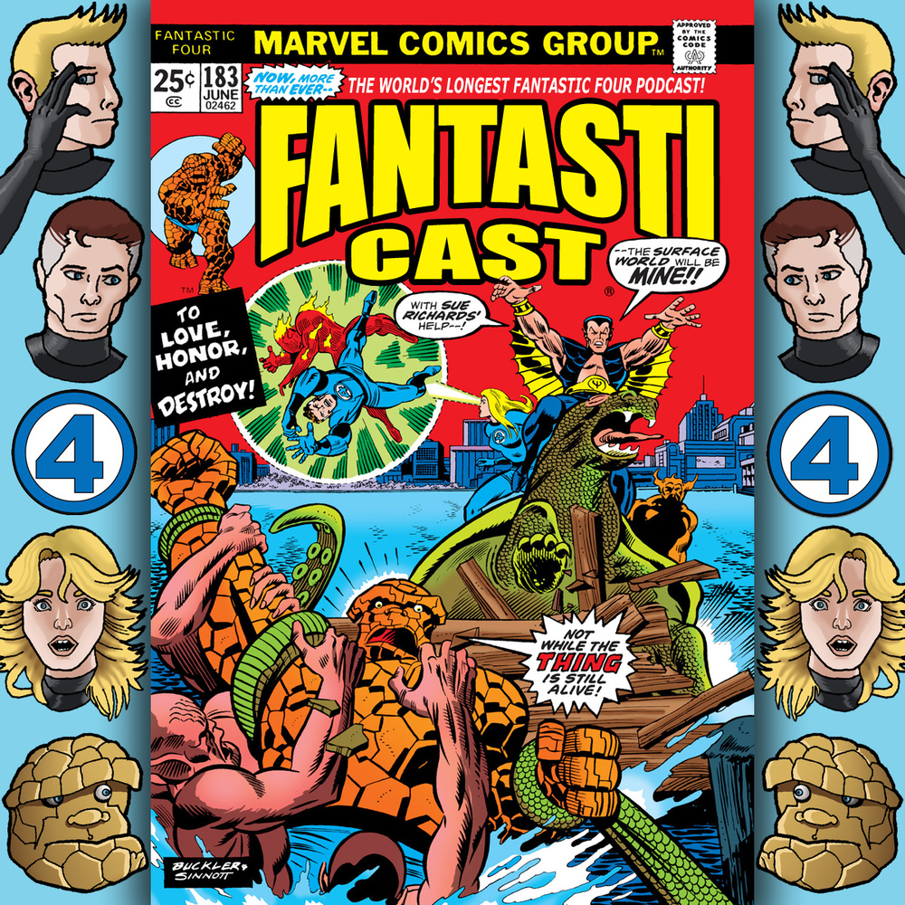 The Fantasticast Episode 183