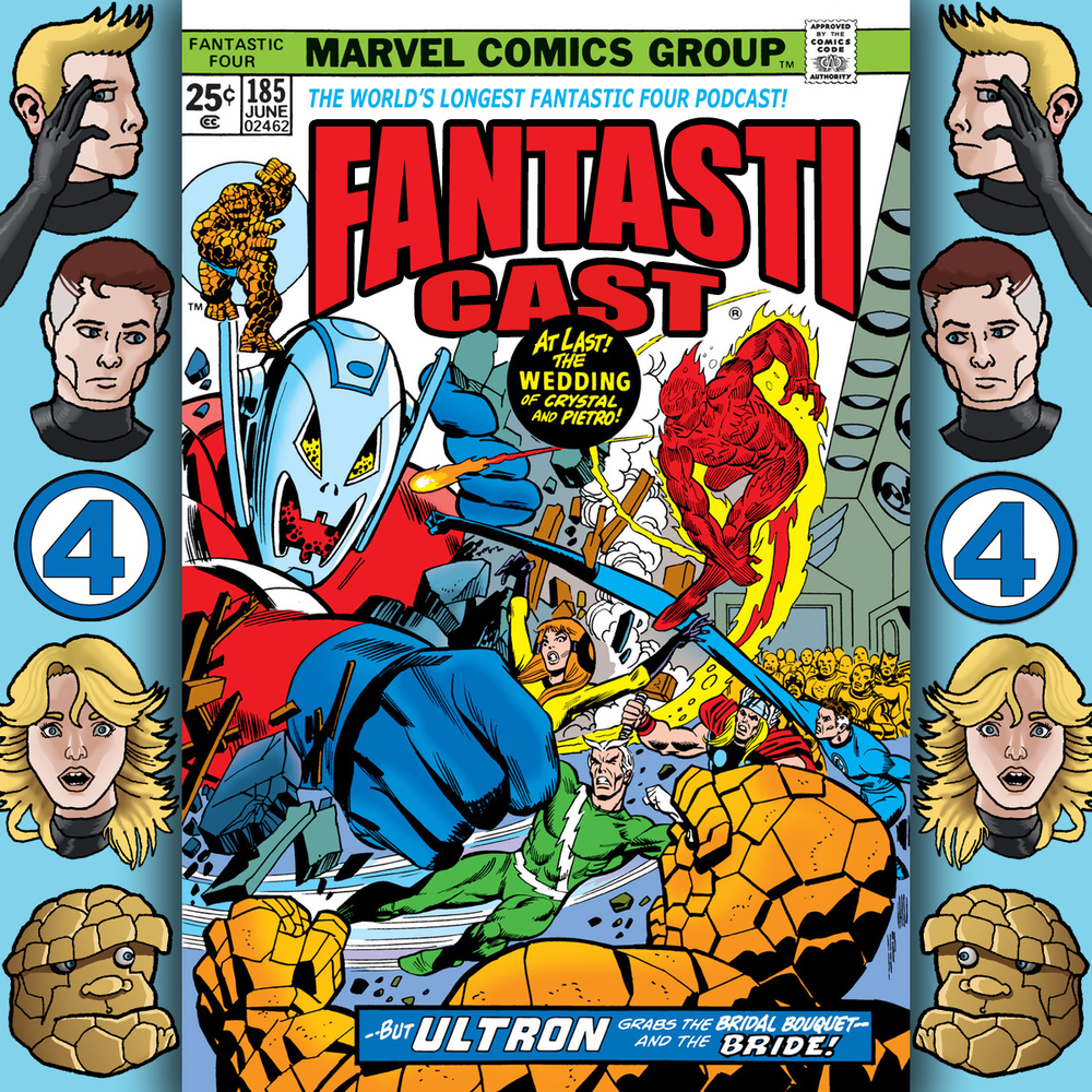 The Fantasticast Episode 186