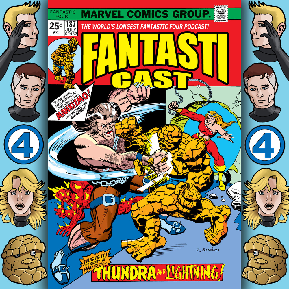 The Fantasticast Episode 187