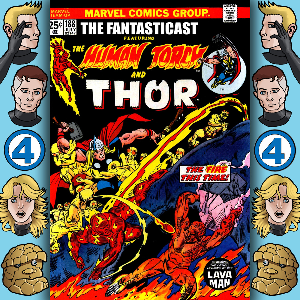 The Fantasticast Episode 188
