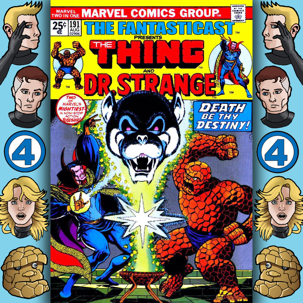 The Fantasticast Episode 191