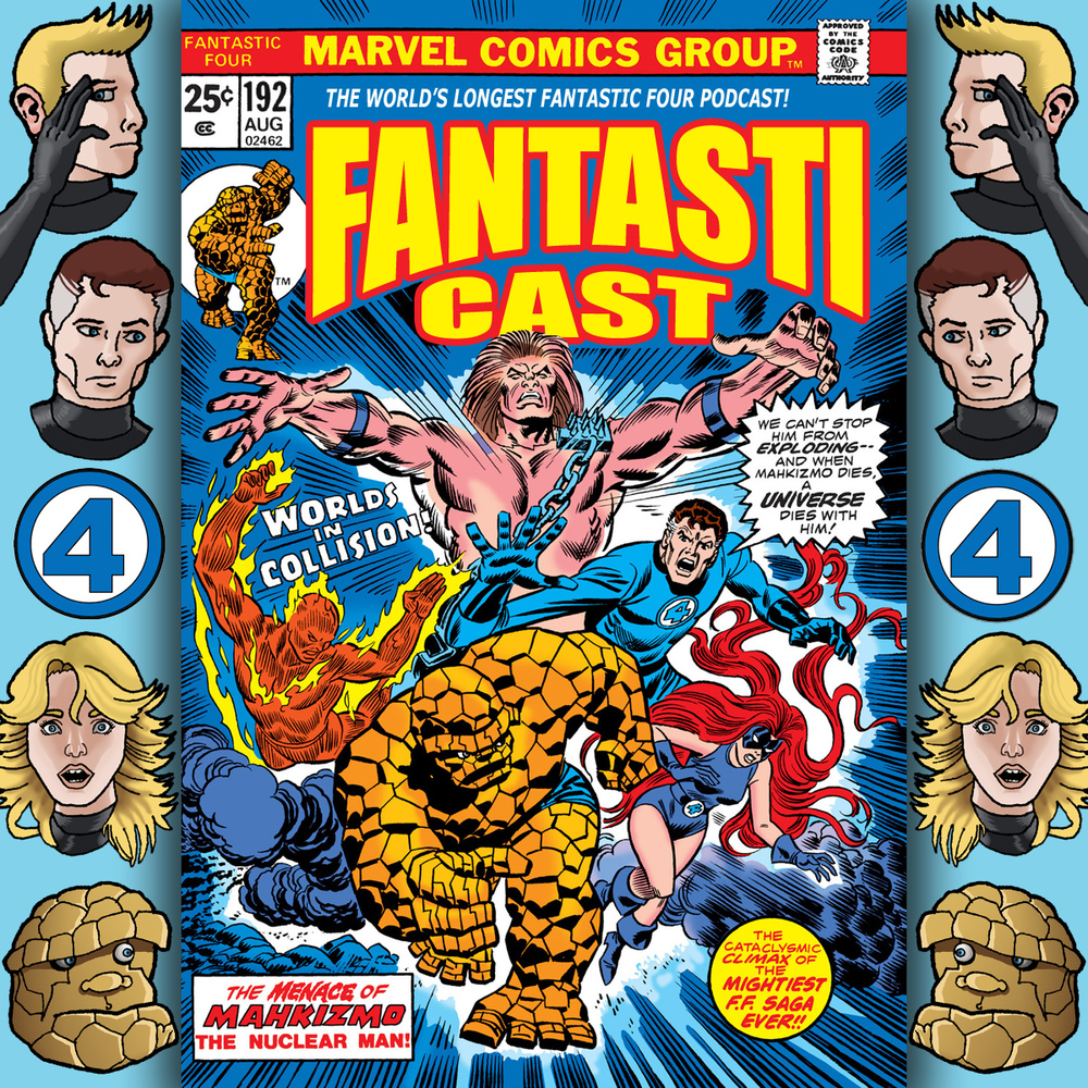 The Fantasticast Episode 192