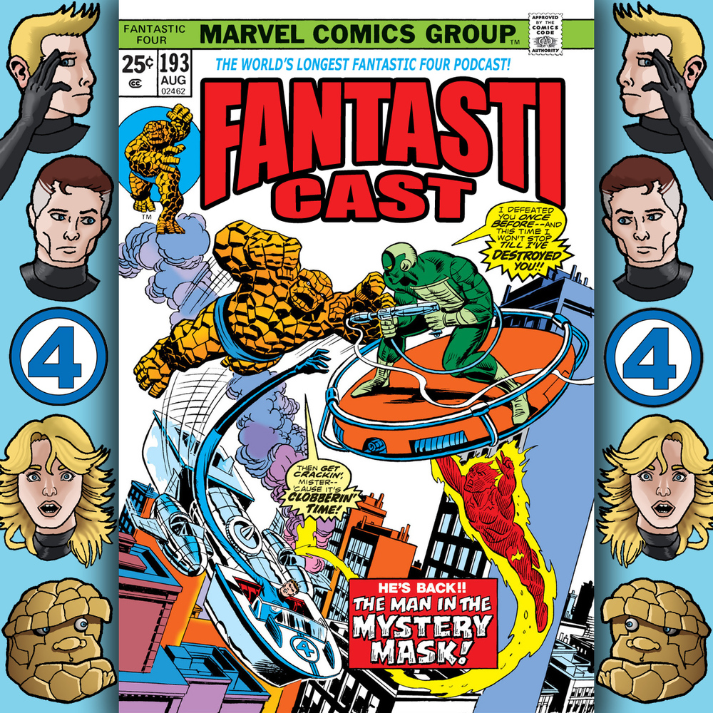 The Fantasticast Episode 193