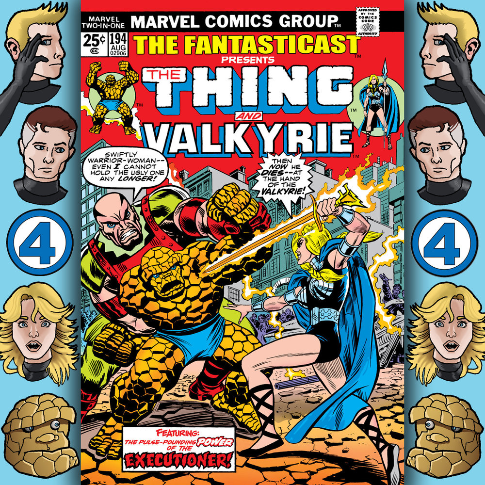 The Fantasticast Episode 194
