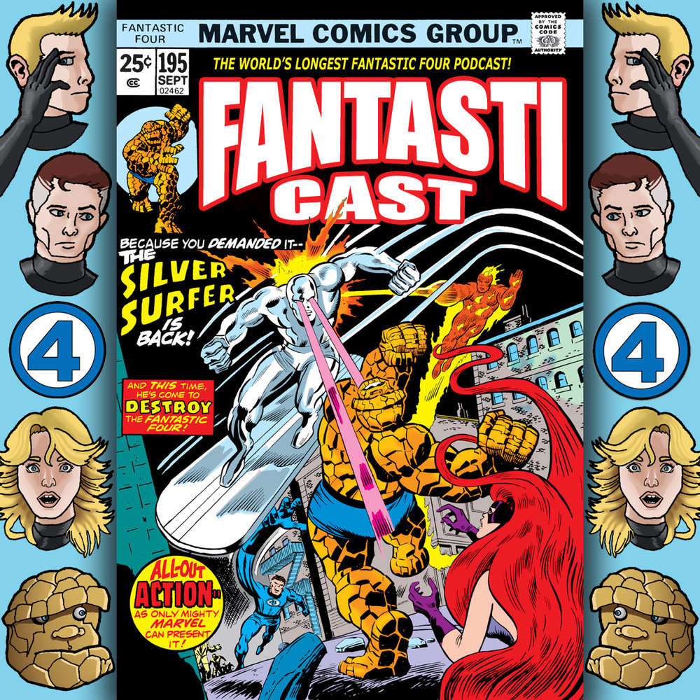 The Fantasticast Episode 195