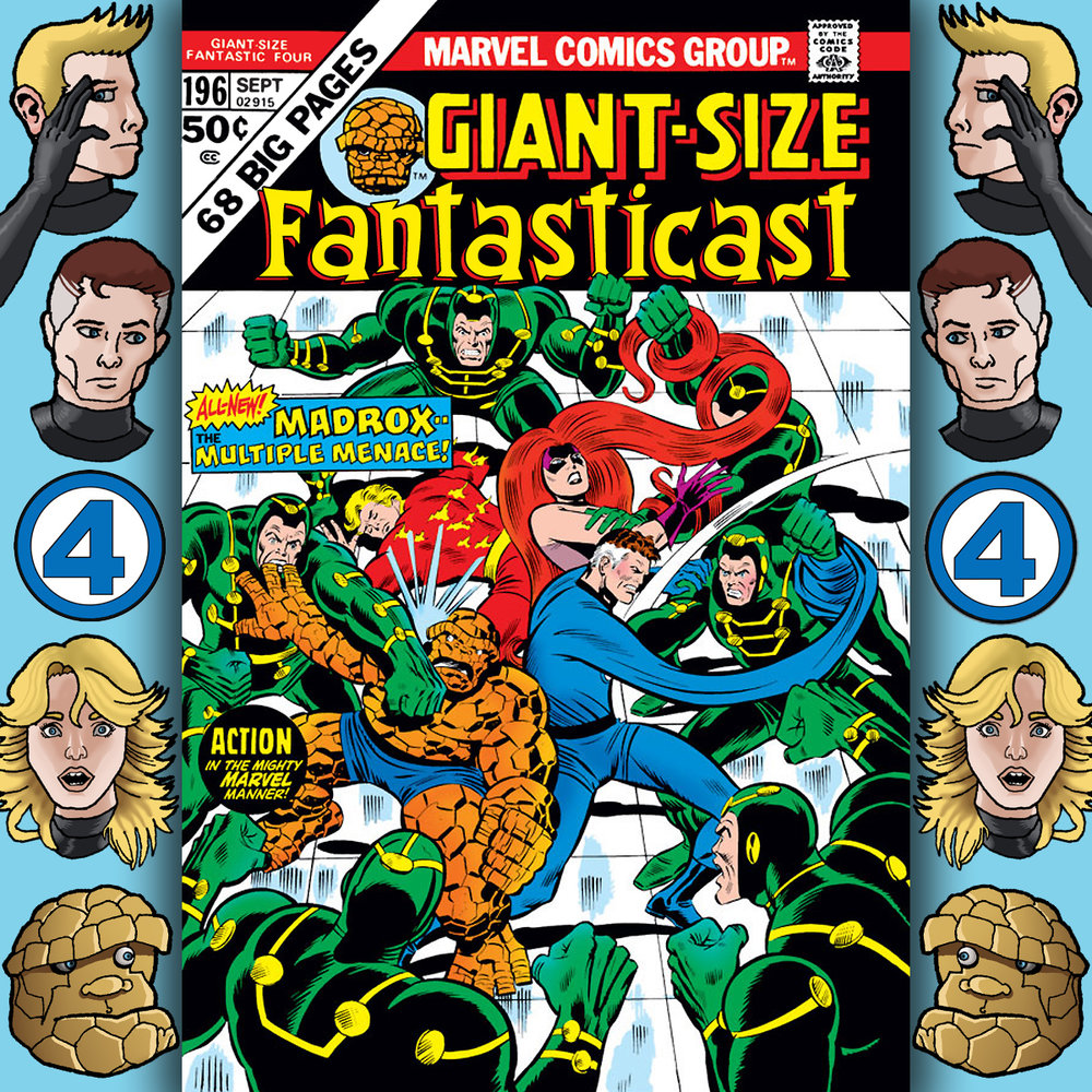 The Fantasticast Episode 196