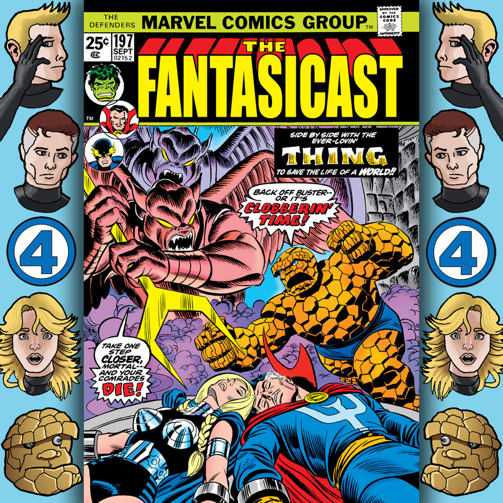 The Fantasticast Episode 197
