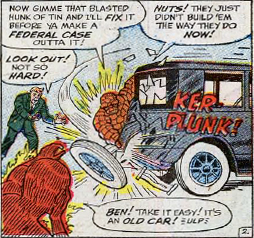 Fantastic Four Annual #2, page 2, panel 5