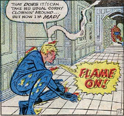 Fantastic Four Annual #2, page 12, panel 6