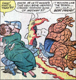 Fantastic Four Annual #2, page 13, panel 2