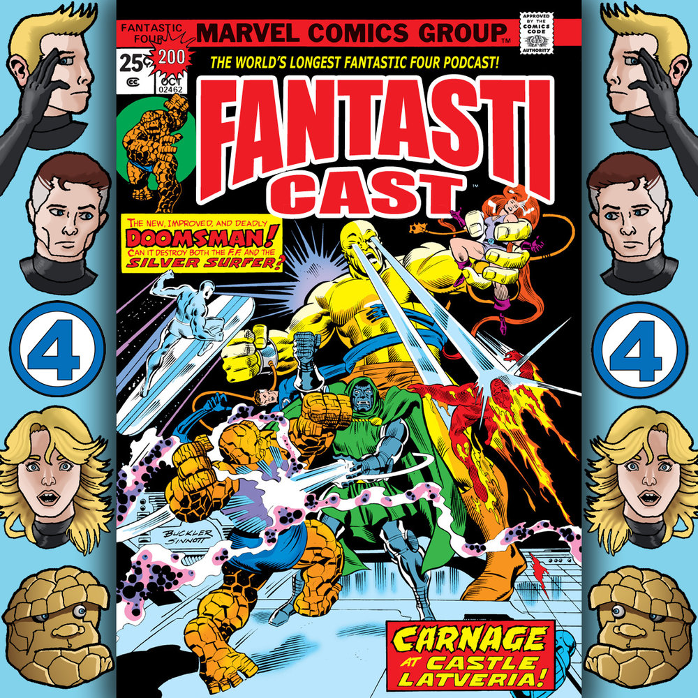 The Fantasticast Episode 200