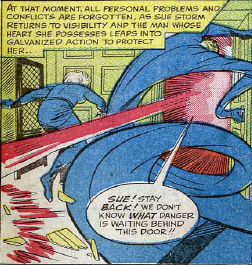 Fantastic Four Annual #2, page 17, panel 1