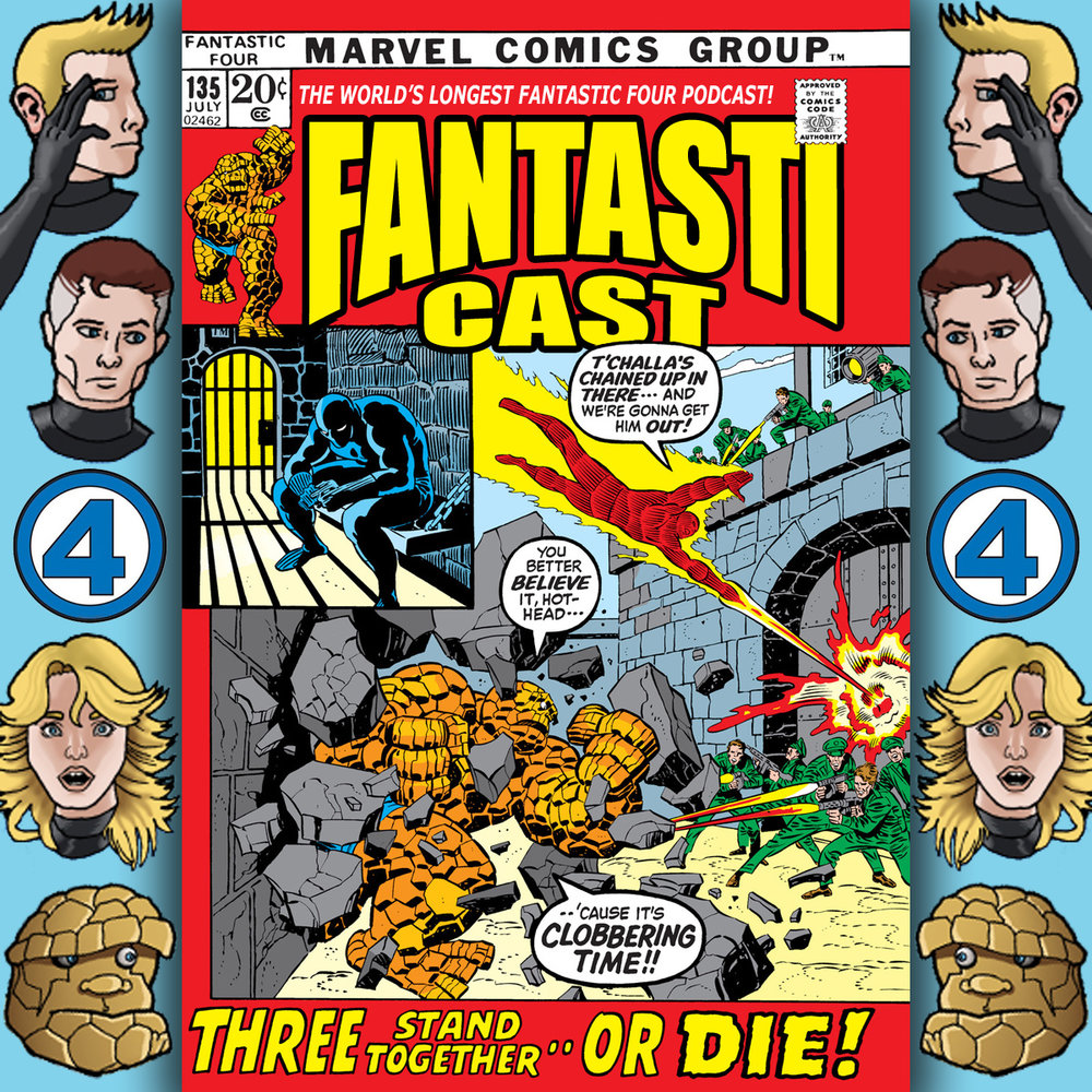 The Fantasticast Episode 135
